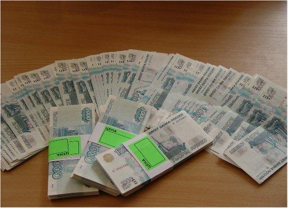 В Суворове украли миллион и зарыли в городском парке