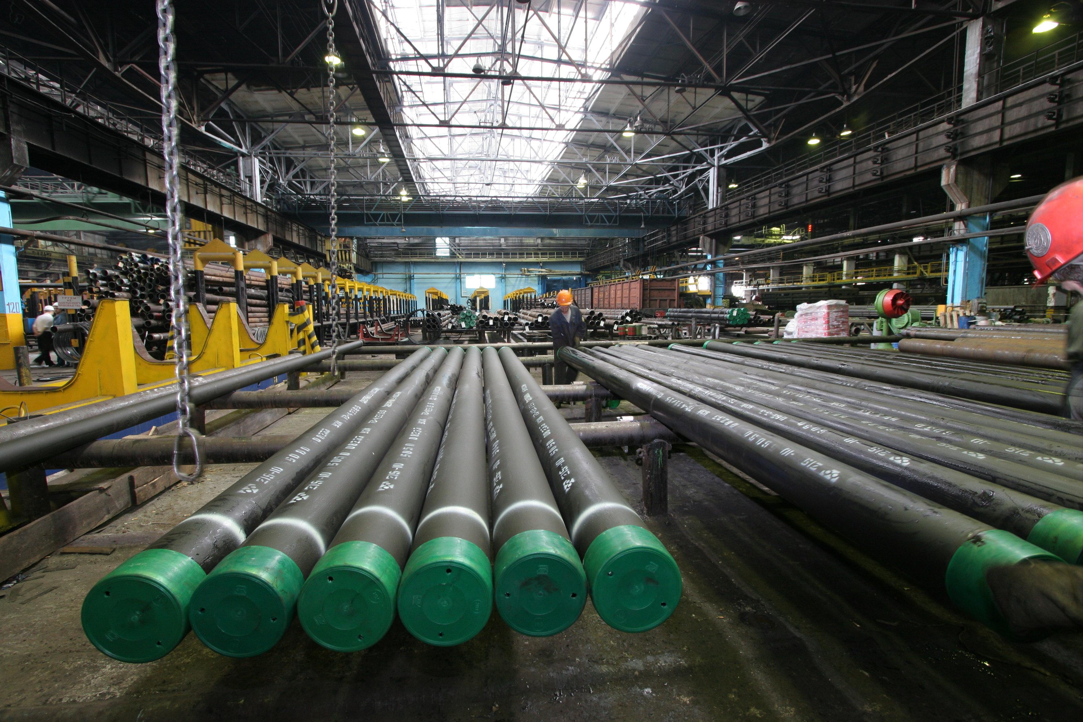 """По сообщению ИА  """"Интерфакс """", ОАО  """"Таганрогский металлургический завод """" в первом полугодии 2013 года отгрузило 338..."""